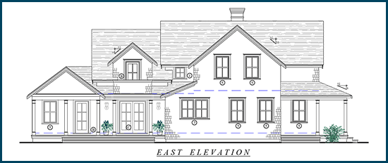 lot 11 east view